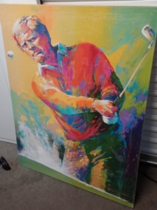 Consignment Artwork - Jack Nicklaus