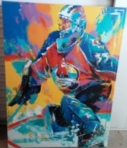 Consignment Artwork - Patrick Roy