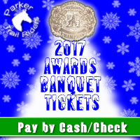 Year End Awards Banquet - Year End Awards Banquet- Pay by Cash/Check