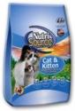 Dry Cat Food - Nutrisource Cat/Kitten Kibble 6.6 or 16 pounds