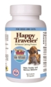 Stress and Anxiety Reliever - Ark Naturals Happy Traveler Capsules or Soft Chews  For Dogs and Cats-30
