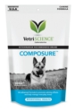Stress and Anxiety Reliever - Vetriscience Composure for Dogs-30 count