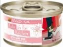 Canned Cat Food - Wreuva Kitty Gone Wild cat food-3.2 ounces