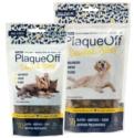 Dental - Plaque Off Dental Bites  Dogs and Cats-60 or 150 gram bag