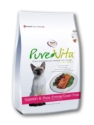 Dry Cat Food - Pure Vita Grain Free Salmon Cat Dry Food-6.6 or 15 pounds