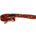 Leashes - Walk-E-Woo 5 foot Dancing Dog Leash-Special Order