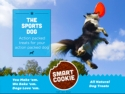 Biscuits - Smart Cookie The Sports Dog-Endurance-made in Denver-9oz