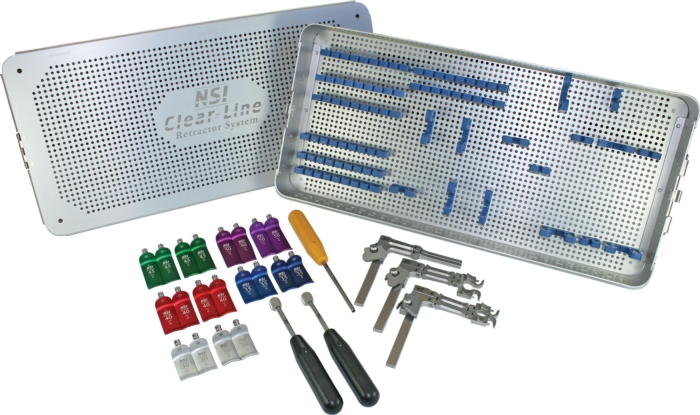 Product Sets - Clear-Line™ SLS COMPACT [click to enlarge]