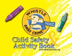 Our Store - Child Safety Activity Book