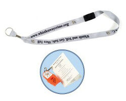 Our Store - Whistle and Safety Lanyard Set