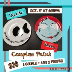 New Event - Jack and Sally