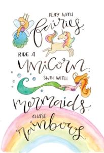 New Event - Summer Camp - Unicorns, Fairies and Mermaids Week