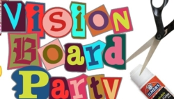 New Event - A Vision Board Experience for Your Soul