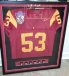 Jeff Byers Jersey with Rings