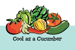 Dips - Cool as a Cucumber [click to enlarge]