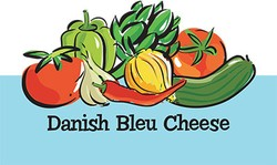 Dips - Danish Bleu Cheese [click to enlarge]