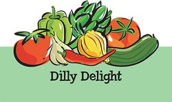 Dips - Dilly Delight