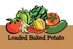 Dips - Loaded Baked Potato