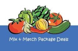 Dips - Mix & Match Package Deal - 8 for $30 [click to enlarge]