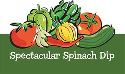 Dips - Spectacular Spinach Dip [click to enlarge]