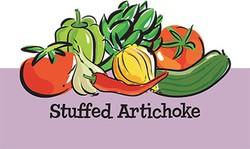Dips - Stuffed Artichoke [click to enlarge]
