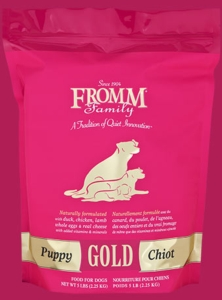 Puppy Food - Fromm Gold Puppy #33 [click to enlarge]