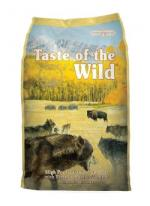 Allergy/Grain Free - Taste of the Wild High Prairie, Dog, #15, #30