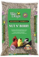 Bird Seed - Wild Delight Nut Berry Wild Bird Seed #20, Buy 10 Get 1 Free