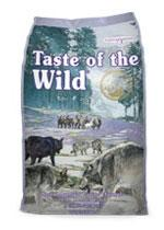 Allergy/Grain Free - Taste of the Wild Sierra Mountain, Dog, #15, #30