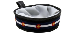 Portable Water Bowl - Colorado Trail Buddy Bowl [click to enlarge]