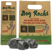 Supplements - Dog Rocks Saves Your Lawns