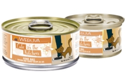 Canned Cat Food - Weruva Fowl Ball, Cat, 3.2oz. [click to enlarge]