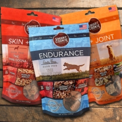Dog Treats - Smart Cookie-The Survivor-Hip and Joint-9oz-Made in Denver [click to enlarge]