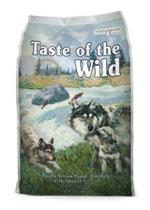 Puppy Food - Taste of the Wild Pacific Stream Puppy, #18,#30
