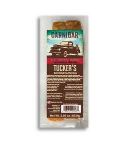 Raw/Dehydrated - Tuckers Carnibar Dehydrated Food Bars