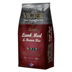 Normal Adult Dry Dog Food - Victor Lamb and Rice Dog Food-40 Pounds [click to enlarge]