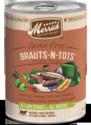 Canned Dog Food - Merrick Brauts and Tots, Dog, 13.2 oz.