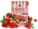 Dog Treats - Plato Grain Free Turkey and Cranberry Dog Treats, 12oz