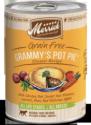 Canned Dog Food - Merrick Grammy's Pot Pie, Dog, 13.2 oz.