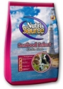 Allergy/Grain Free - Nutrisource Grain Free Seafood Select, Dog, #15, #30-Buy 12 Get 1 Free