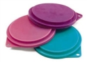 Normal Adult Dry Dog Food - Plastic Lids for Dog Cans