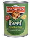 Canned Dog Food - Evanger's Classic Dog All Beef 13 0z.
