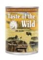 Allergy/Grain Free - Taste of the Wild High Prairie, Dog, Canned, 13.2oz.