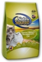 Dry Cat Food - Nutrisource Senior/Weight Management Chicken and Rice 6.6 pounds