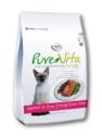 Dry Cat Food - Pure Vita Grain Free Salmon Cat Dry Food-6.6 or 15 pounds