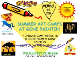 New Event - Summer Camp - Mommy/Daddy and Me Camp Week