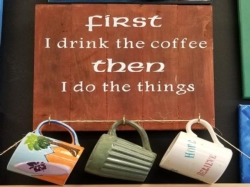 New Event - Coffee First - Wood Pallet Workshop