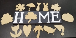 New Event - HOME for every season - Wood Pallet Workshop
