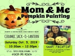 New Event - Mom and Me Pumpkin Patch