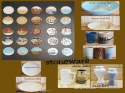 New Event - Stoneware Workshop